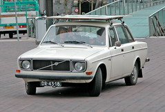Volvo day: 1972 Volvo 144 (Michiel2005) Tags: auto car volvo 144 1car