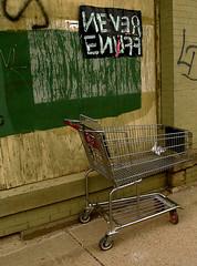 Never Enuff Carts - by Matt Niemi