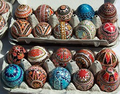 Romanian Painted Eggs (romaniashots) Tags: easter traditions collection romania utata eggs orthodox paintedeggs interestingness411 i500 romaniashots