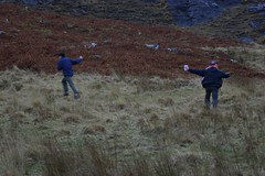 jamie & jim in poetry battle (pddykn) Tags: scotland knoydart inverie