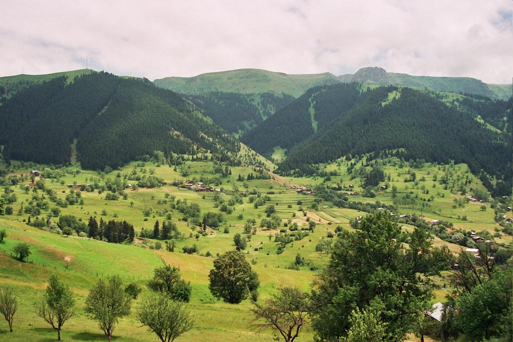 Pequeño Cáucaso (Turqu�a)