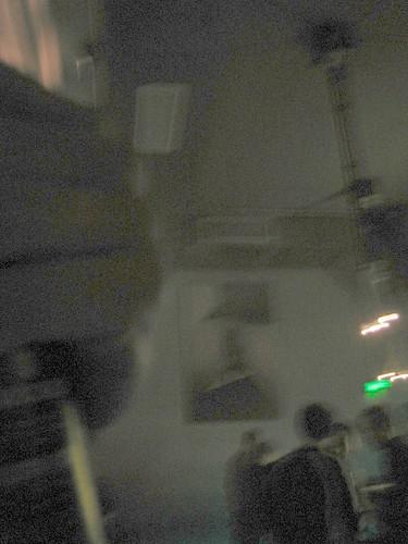 Von wegen unscharf: Etwas verschwommene Aufnahme der berüchtigten Berghain-Muschi. Foto: mlaiacker, CC