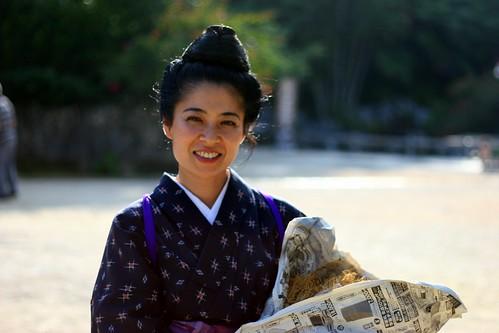 Ryukyu Woman