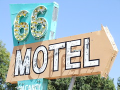 66 Motel (Curtis Gregory Perry) Tags: california ca old light signs classic luz glass sign night vintage licht route66 colorful neon glow bright antique lumire tube tubes motel 66 ne retro signage glowing needles dying luce muestra important signe sinal neons  zeichen goldenstate non segno     teken     glowed    neonic