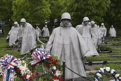 Korean War Memorial - by StarrGazr