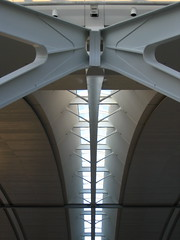 spine (416style) Tags: new b roof light toronto canada beauty architecture one airport gate natural air flight terminal international transit spine departure lester flights pearson bigshot 416style