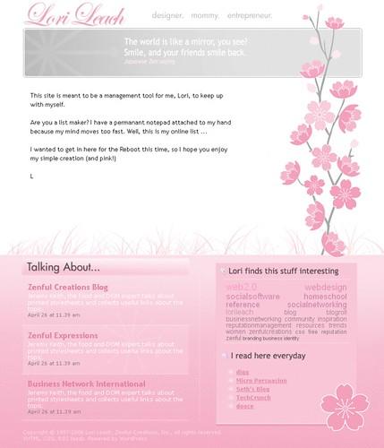 Lori Leach Homepage