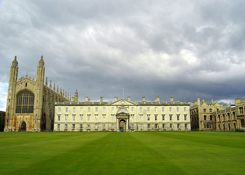Cambridge University by Extra Medium.