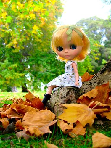 Happy Autumn! by J*me.