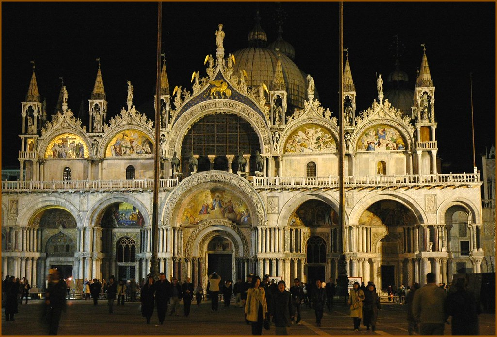 San Marco at Night