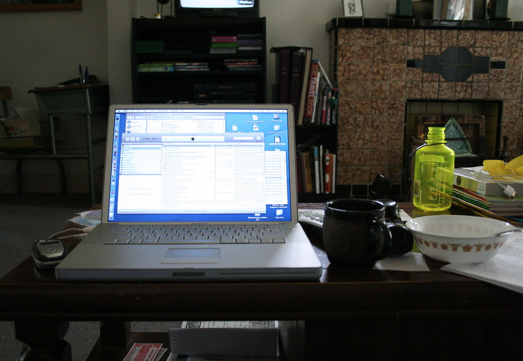 student workspace