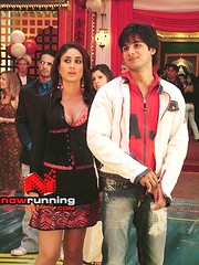 Kareena & Shahid Kapoor (bahl.sonu) Tags: china town bollywood premiere 36 kareena shahid