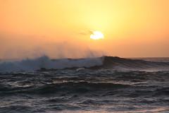 Réunion sunset
