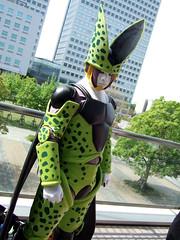 ドラゴンボール パーフェクト・セル (hobby_blog) Tags: anime comic cosplay コスプレ コミック 20060505