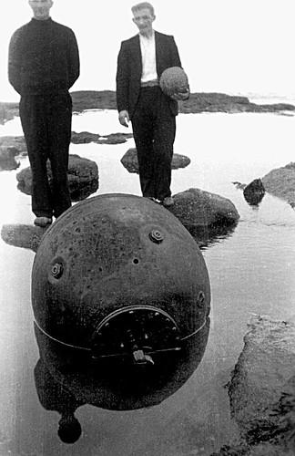 Mk.20 naval mine