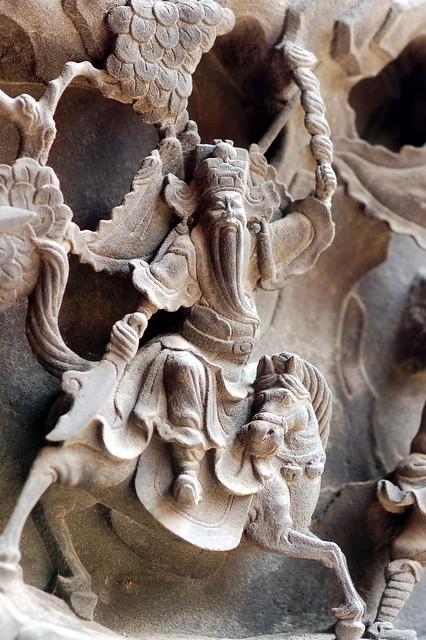 天后宮雕刻