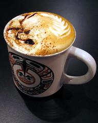 Mocha no. 1 (Mr. phelps) Tags: art coffee latte