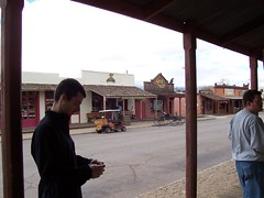 Radford & Villani in Tombstone