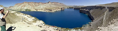 View of Band-e-Amir, close to Bamyan, Afghanistan