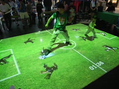 interactive video projection soccer with the Impossible Team (superlocal) Tags: people green field mall shopping advertising children parents marketing football video team dad day technology soccer son korea photoblog korean projection seoul gr interactive sel photolog coex impossible icn ricohgrd superlocal seoulphotoblog seoulphotolog koreanphotoblog koreanphotolog treand gangam