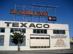 Texaco Lubricants - by Telstar Logistics