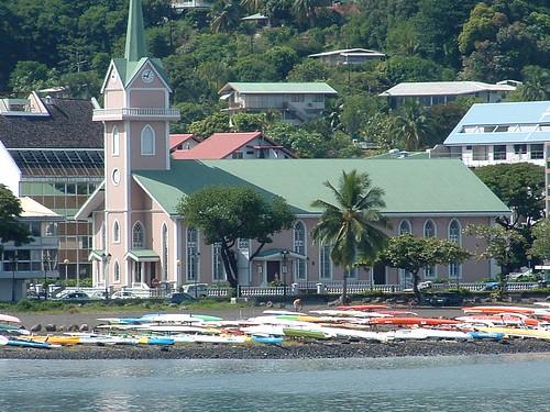 ¿Vacaciones en Tahití?