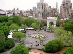 washington square park by roboppy, on Flickr