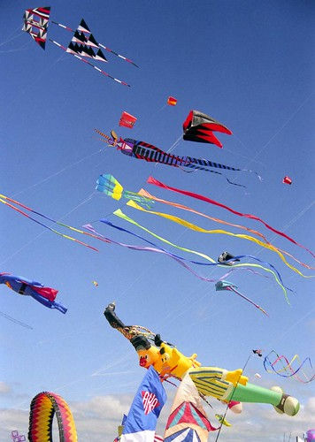 Long Beach WA Kite Festival #8 by Alki1