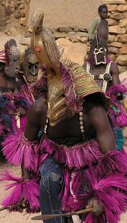 dogon mask dance 3