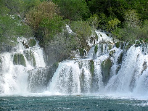 Croatia attractions - Krka National Park