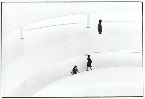 Guggenheim. New York. c. 1975