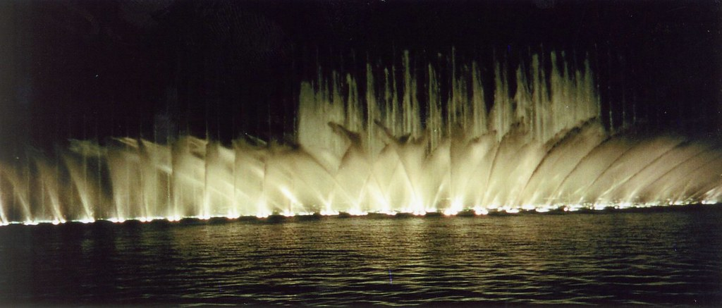 Las Vegas: Fountains of Bellagio