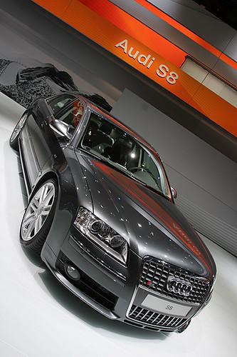 2006 Audi S8. 2007 Audi S8 - NAIAS Detroit