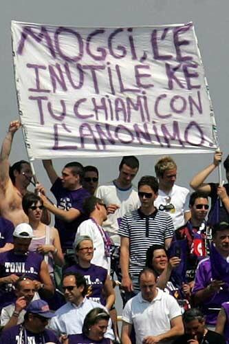 Firenze sberleffa Don Luciano