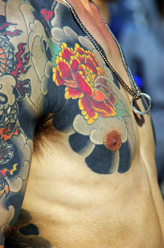 and more about tattoos in Japan. Friends, there is much to be learned!