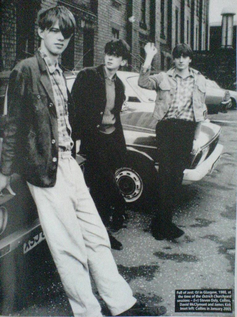 Orange Juice 1980