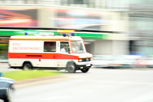 ambulance by extranoise in Flickr.com