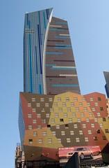 New York City - Skyscraper (canonsnapper) Tags: nyc windows newyork skyscraper pattern guesswherenyc hyundai sonata