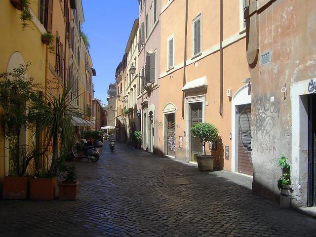 155105327 7b10d2d99f z A Taste of Trastevere
