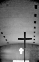 Ecce Homo (Al Santos) Tags: church arquitetura brasil architecture modern cross religion cruz igreja franz paulo so domingos moderna religio heep challengeyouwinner