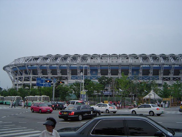 Daejon World Cup Stadium