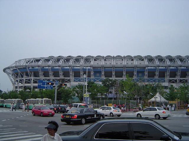Daejon World Cup Stadium