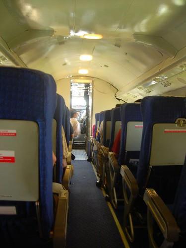El avioncete, pequenyajo