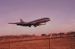 United Airlines Caravelle Philadelphia