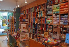 Mallia Sakalak Athens Greece (sifis) Tags: city blue red baby colour wool fashion shop shopping town nikon knitting tank top crochet silk knit center merino athens class yarn greece cotton jacket mohair d200 cardigan pullover handknitting yarnshop alpaka  sakalak