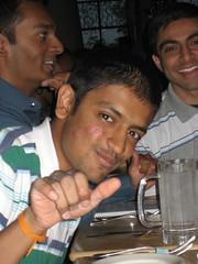 Mansis21st - Nirav, Cowabunga! (Anil D'Souza) Tags: birthday friends 21st 2006 mansi