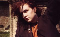 me_graveyard_02 (monkeylaundry) Tags: graveyard goth melissa devizes