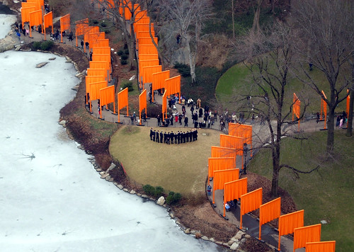 The Gates of Christo and Jeanne-Claude