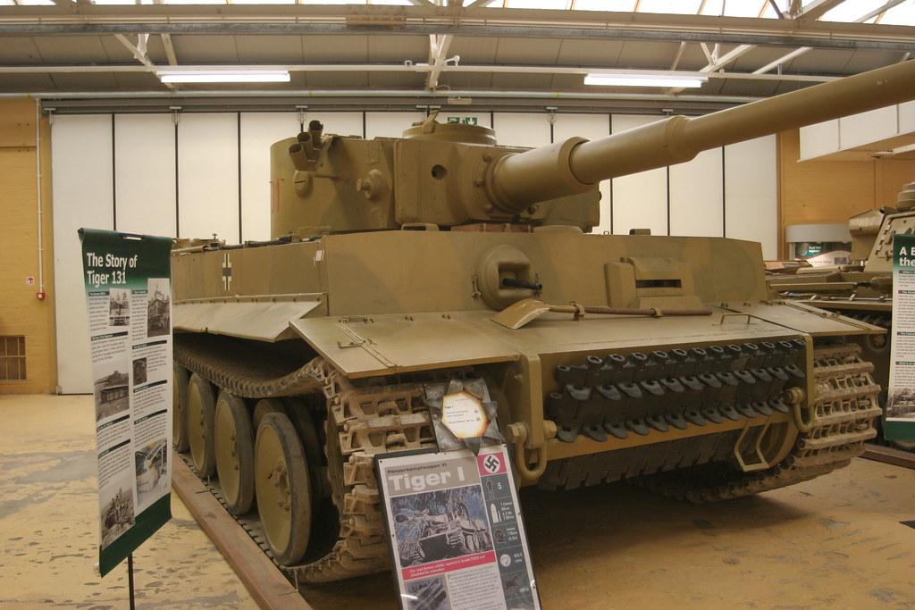Tiger Tank 131