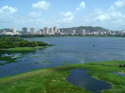 Powai Lake, Mumbai | Flickr - Photo Sharing!